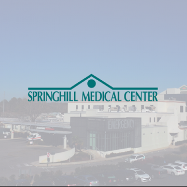 Springhill Medical Center Emergency Department