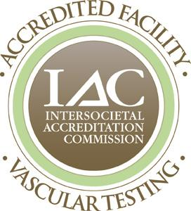 Accredited Facility - Vascular Testing